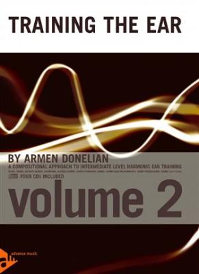 Training The Ear Vol.2 4 Cd's