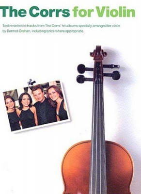 Corrs The : Corrs For Violin
