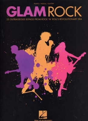 Glam Rock 25 Songs Pvg