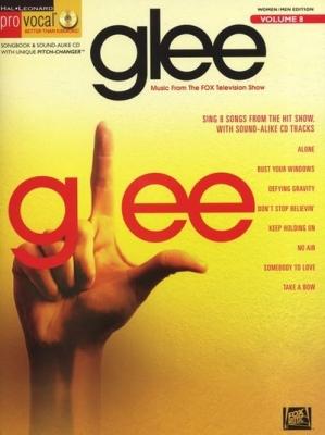 Glee - Pro Vocal Male/Female Edition Vol.8