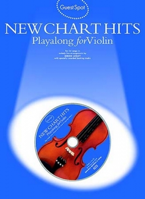 Guest Spot New Chart Hits Violin Cd