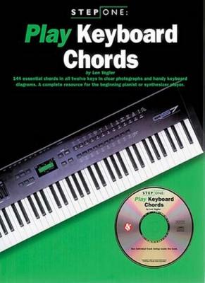 Step One Play Keyboard Chords