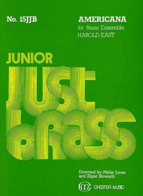 Junior Just Brass No15 Americana Scores And Parts