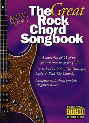 Great Rock Chord Songbook 2