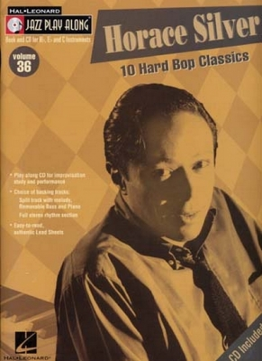 Jazz Play Along Vol.36 For Bb Eb C Inst.