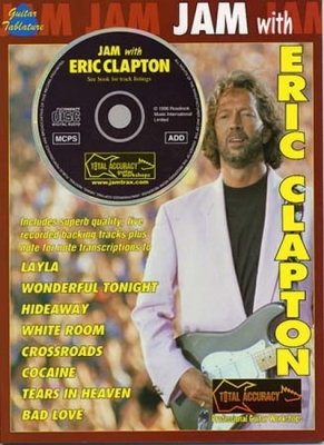 Clapton Eric : Jam With Cd Tab