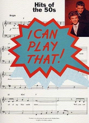 I Can Play That! Hits Of The 50S Pf