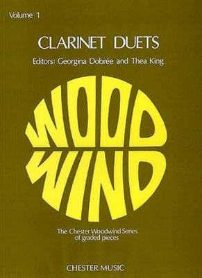 Clarinet Duets Vol.1