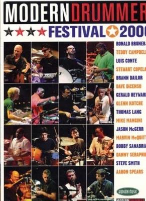 Dvd Modern Drummer Festival 2006 4 Dvd
