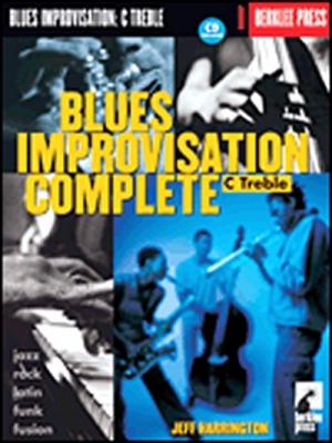 Berklee Blues Impro Complete