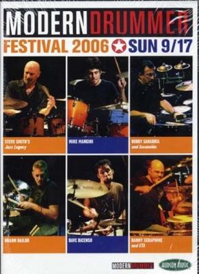 Dvd Modern Drummer Festival 2006 Sun 9/17