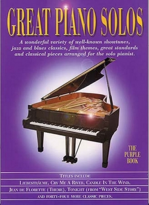 Great Piano Solos Violet Revised