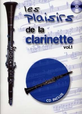 Auteurs Divers / Delporte : Plaisirs De La Clarinette