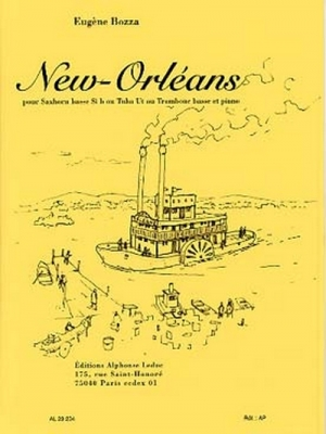 Bozza Eugène : New Orleans