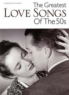 Greatest Love Songs Of The 50S Pvg