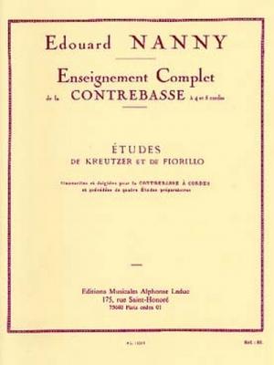 Etudes De Kreutzer Et De Fiorillo