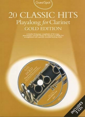 Guest Spot 20 Classic Hits Gold Edition Clarinet 2 Cd