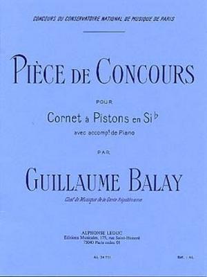 Piece De Concours