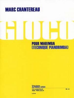Gioco Technique Pianorimba/Marimba
