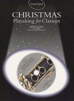 Guest Spot Christmas Clarinet Cd