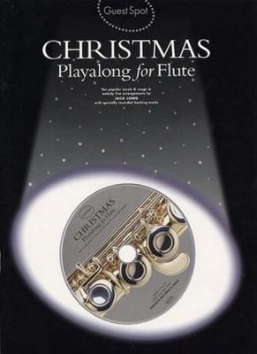 Guest Spot Christmas Flute Cd