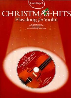 Guest Spot Christmas Violin Cd
