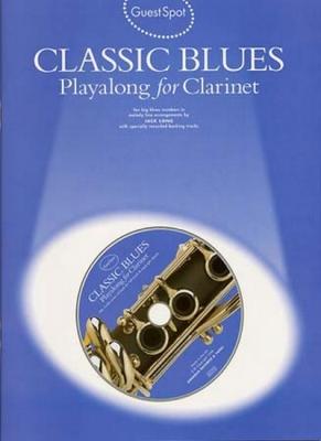 Guest Spot Classic Blues Clarinet Cd