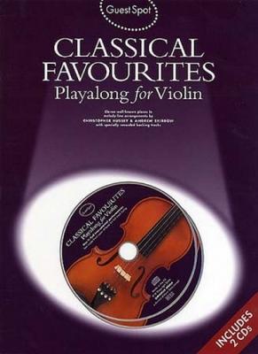Guest Spot Classical Favourites Violin 2 Cd