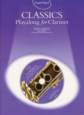 Guest Spot Classics Clarinet Cd