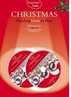 Guest Spot Duets Christmas Flute 2 Cd