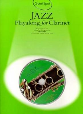 Guest Spot Jazz Clarinet Cd