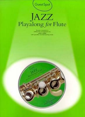 Guest Spot Jazz Flute Cd
