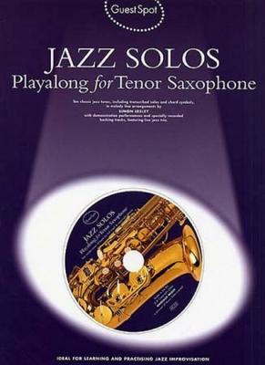 Guest Spot Jazz Solos