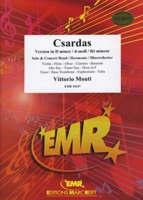 Monti Vittorio : Csardas (in D minor) (Flute Solo)