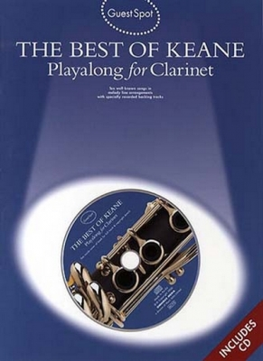 Guest Spot Keane Best Of Clarinet Cd
