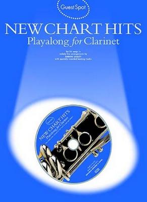 Guest Spot New Chart Hits Clarinet Cd