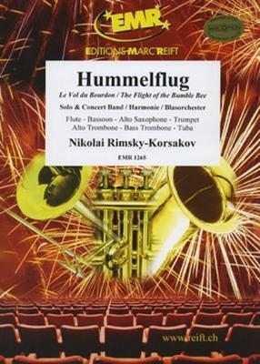 Rimsky-Korsakov Nicolai : Le vol du bourdon (Alto Sax Solo)