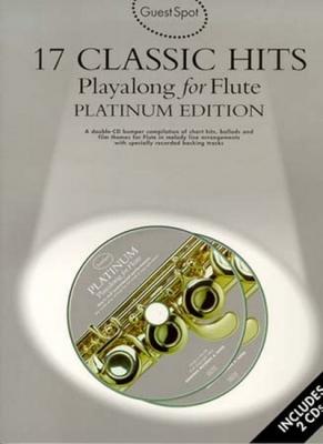 Guest Spot Platinum 17 Classic Hits 2 Cd Flute