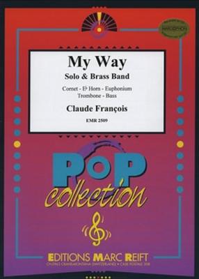 Francois Claude : My Way (Eb Bass Solo)