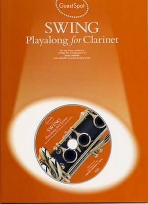 Guest Spot Swing Clarinet Cd