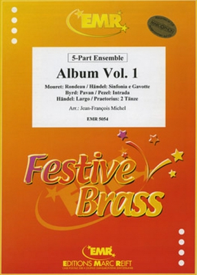 Michel Jean-François : Quintett Album Vol. 01 (6)