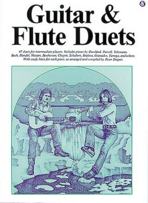 Guitar And Flute Duets Flt