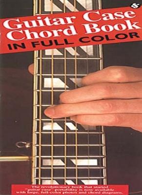 Guitar Case Chord Book Full Colour