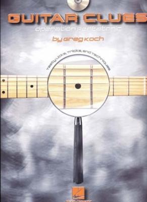 Guitar Clues Operation Pentatonic Greg Koch