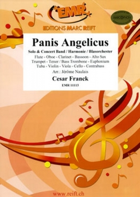 Franck César : Panis Angelicus (Bassoon Solo)