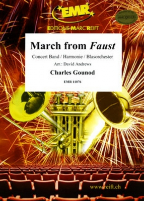 Gounod Charles : March from Faust