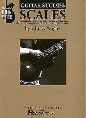 Guitar Studies Scales Tab