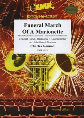 Gounod Charles : Trauermarsch einer Marionette
