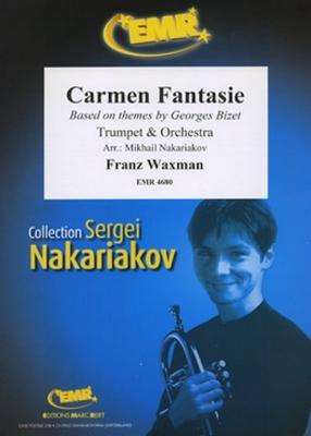Waxman Franz : Carmen Fantasie (Solo Trumpet)
