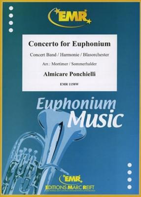 Ponchielli Amilcare : Concerto (Euphonium Solo)